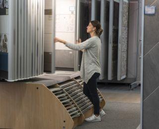 Fliesenausstellung Reisinger Passail - Fliesenauswahl
