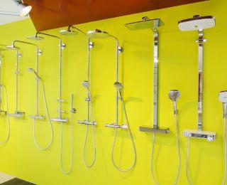 Bäderstudio Passail – Duscharmaturen